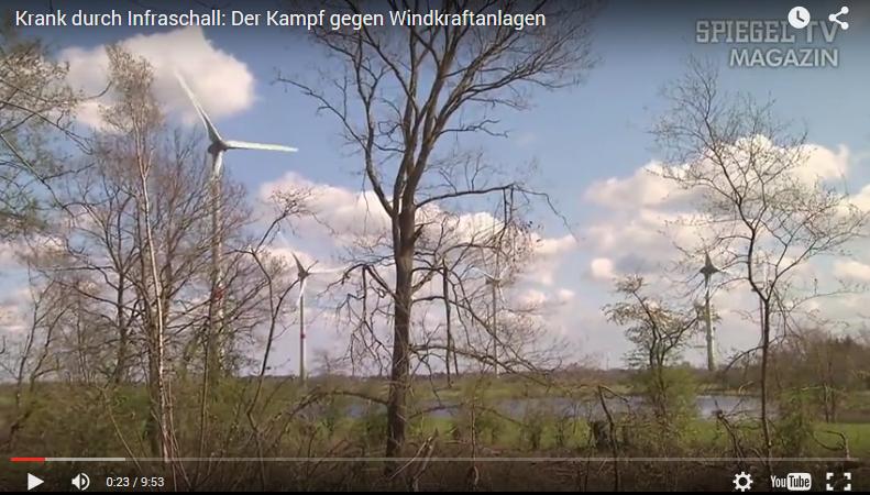 Krank durch Infraschall: Der Kampf gegen Windkraftanlagen