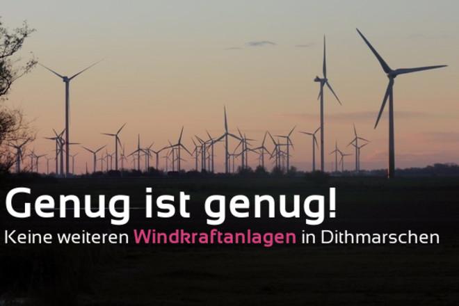 Petition Dithmarschen