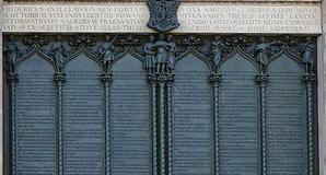 Symbolischer Akt im Lutherjahr – 10 Thesen zur Energiepolitik